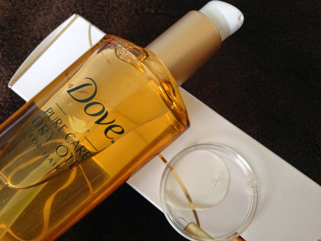 Dove Pure Care Dry Oil for Mature Hair