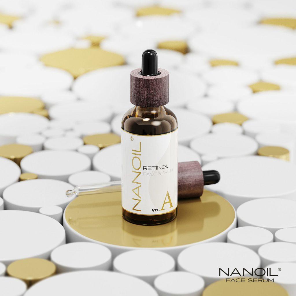 the best face serum with retinol Nanoil