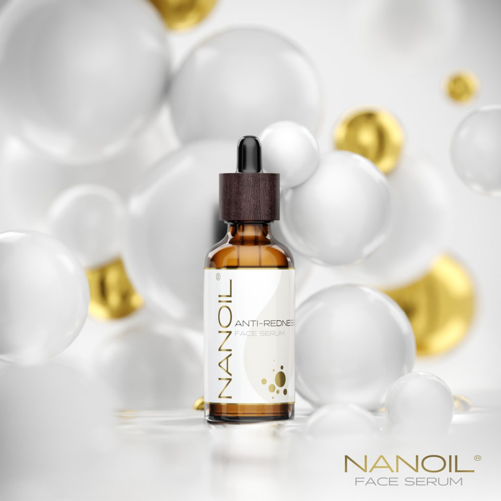 the best anti-redness serum Nanoil